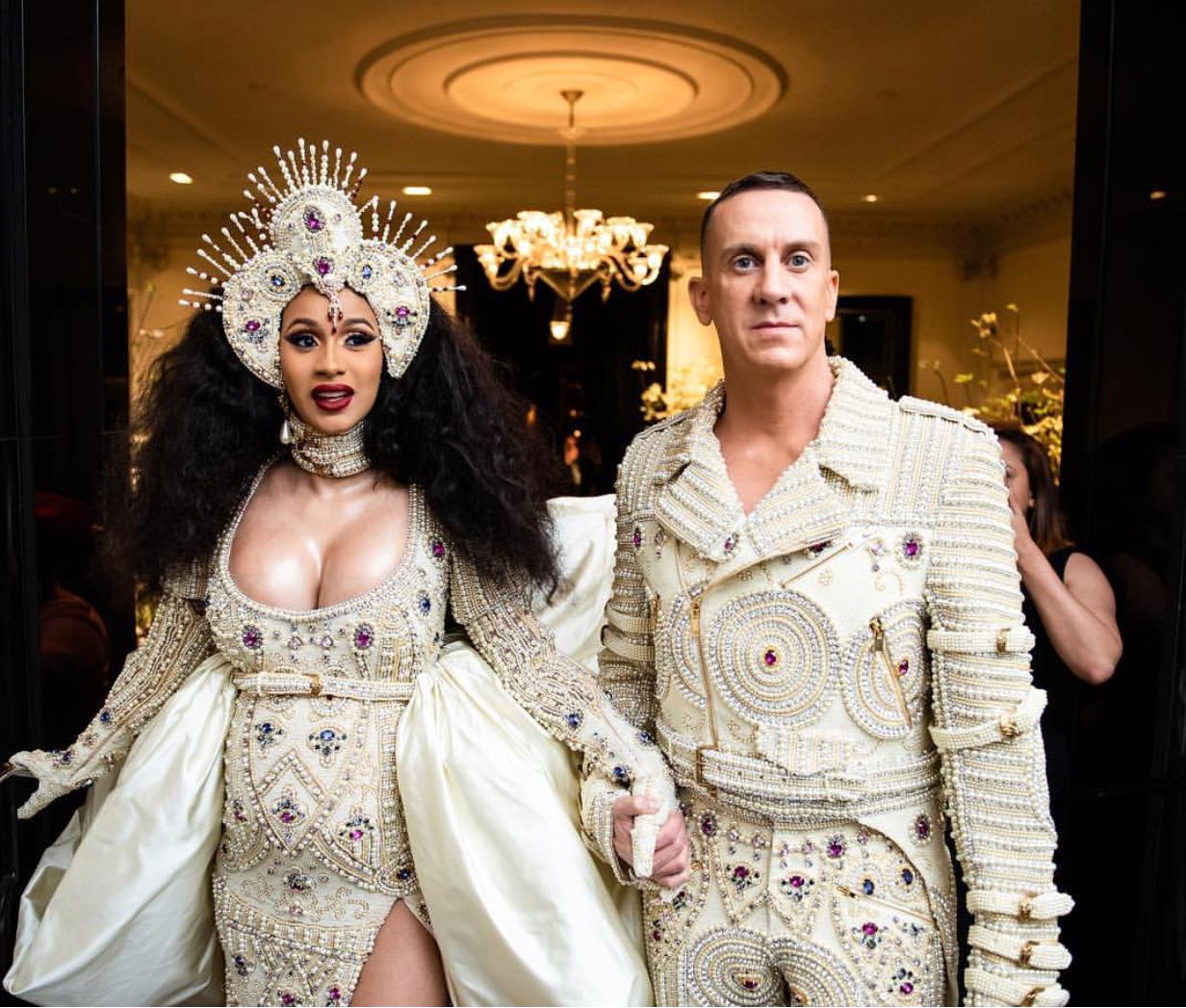 Moda y religión en la Gala Met