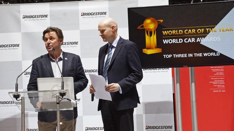 2015年 ワールド・カー・オブ・ザ・イヤーのファイナリストが発表!