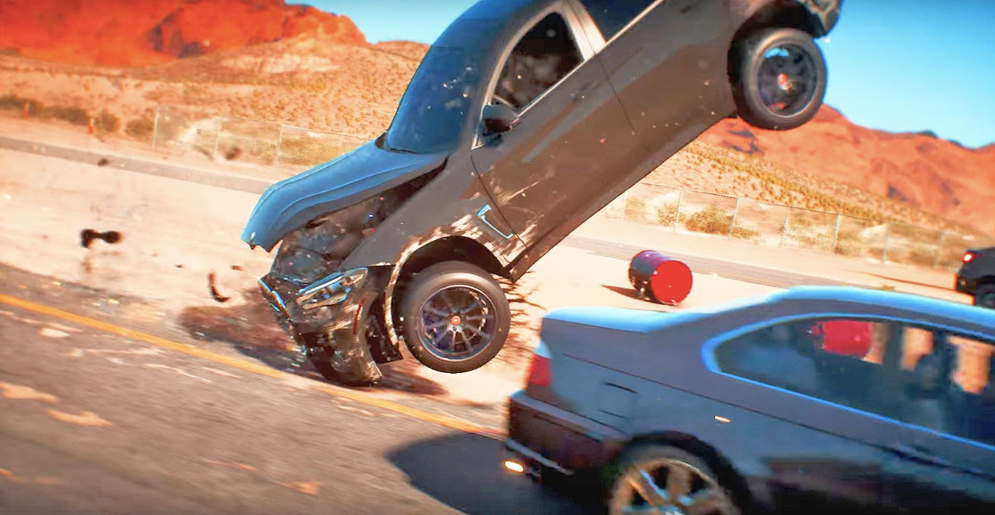 Need For Speed Payback And The Business Of Car Crashes Engadget