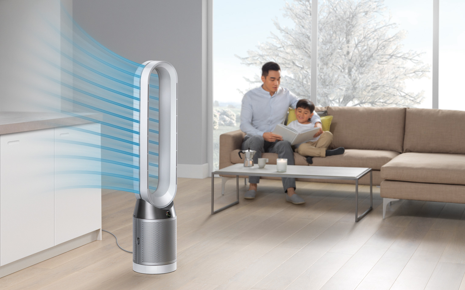 Dyson S Latest Fans Can Purify Air Without Blowing At You