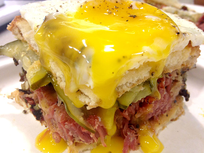 The top 5 best breakfast sandwiches in Los Angeles
