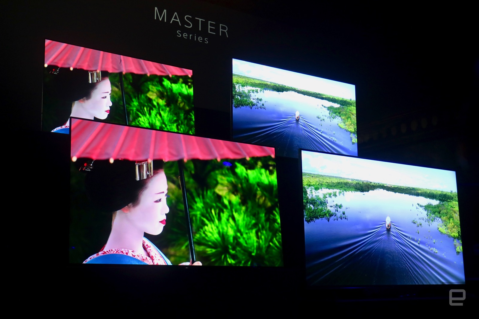 Sony Master Series 4K HDR TVs have a special Netflix optimization mode