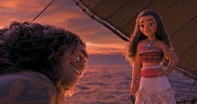 Box Office: 'Moana' Tops Slow Post-Thanksgiving Weekend With $28.4M
