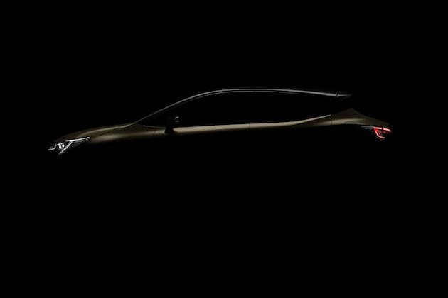 トヨタが新型「オーリス」のティーザー画像を公開! 新開発2.0リッター・ハイブリッドを搭載すると発表