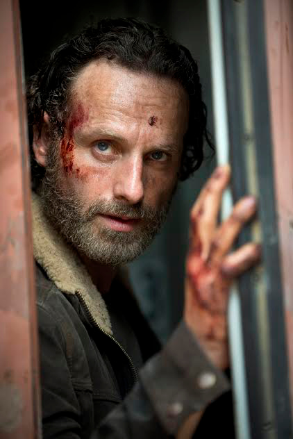 walking dead season 5 rick grimes