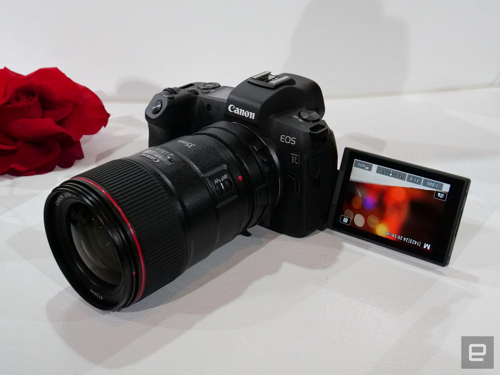 Tres días con la cámara sin espejo EOS R de marco completo de Canon