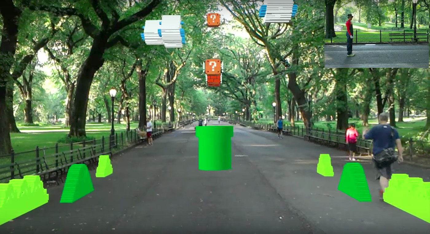 You'll never play 'Super Mario' like this