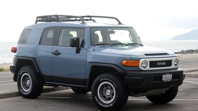 トヨタが「FT-4X」という商標登録を出願 「FJクルーザー」の後継を示唆するコンセプトカーか!?