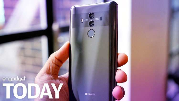 Huawei and ZTE banned in US government sector | Engadget Today