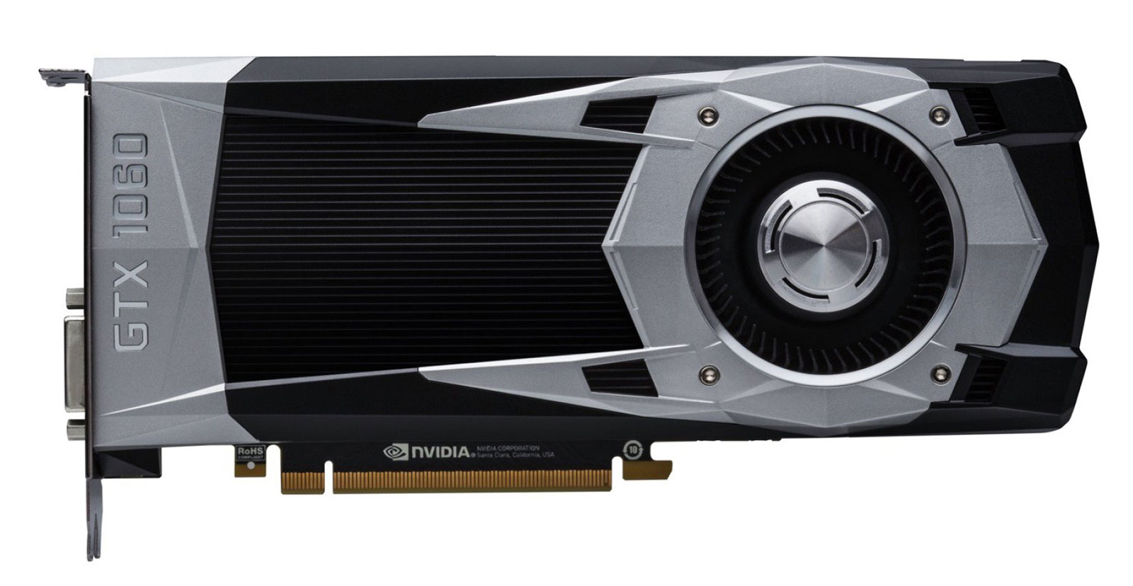 NVIDIA's GeForce GTX 1060 delivers GTX 980 speeds for $249