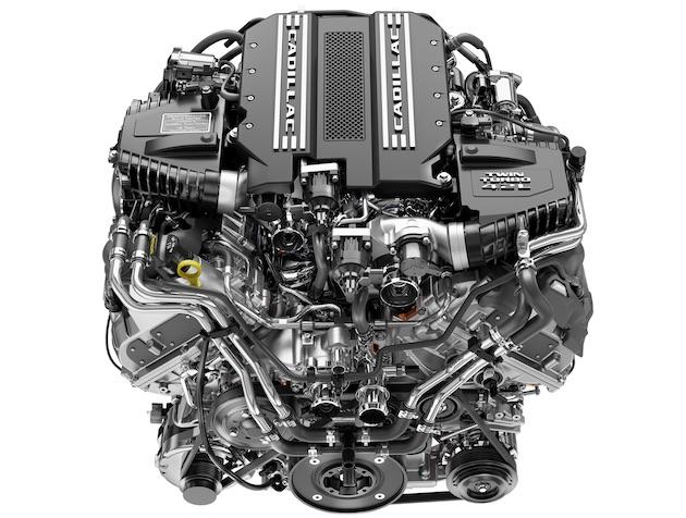 キャデラック社長、「CT6 Vスポーツ」のV8ツインターボ・エンジンがコルベットに搭載されることはないと明言