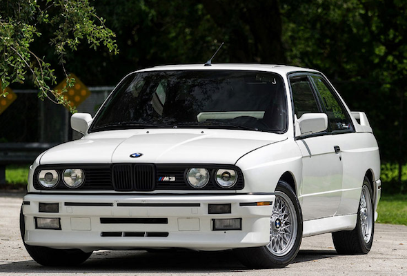 Enthusiasts Have Long Considered The E30 Generation BMW M3 To Be Ultimate Incarnation Of Fast German Coupe And If New Auction Estimates Are