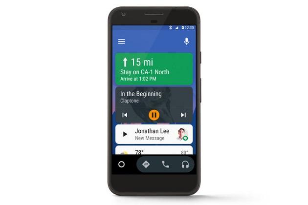 Googleの自動車向けアプリ「Android Auto」がアップデート! スマートフォン単体でも使用可能に