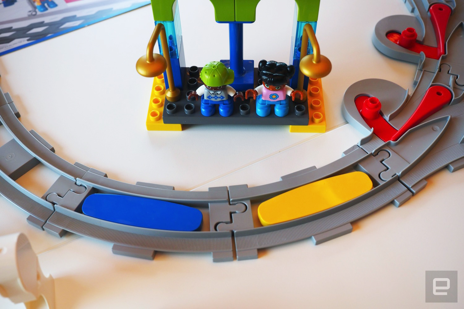 Lego's new toy train is a STEM tool for preschoolers