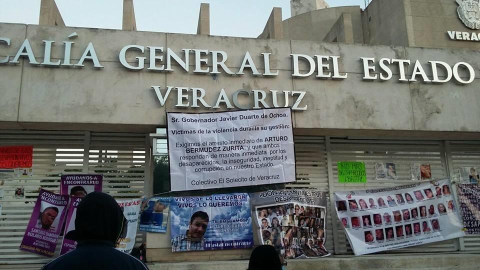 México, donde el gobierno lo vio todo y se hizo cómplice de las desapariciones