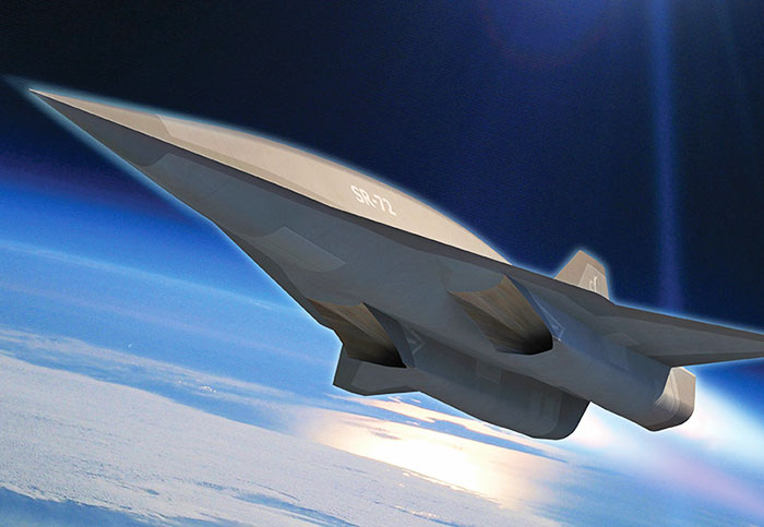 Lockheed's 'Son of Blackbird' spy plane might already be here