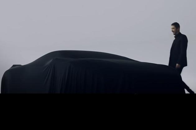 【ビデオ】プジョー、ミステリアスなコンセプトカーのティーザー映像を公開