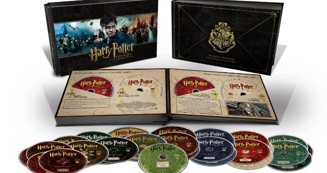 hogwarts collection