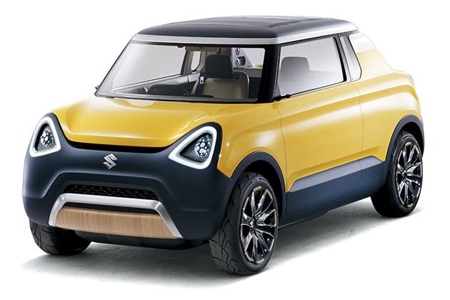 スズキ、第44回東京モーターショー 2015の出展予定車を発表