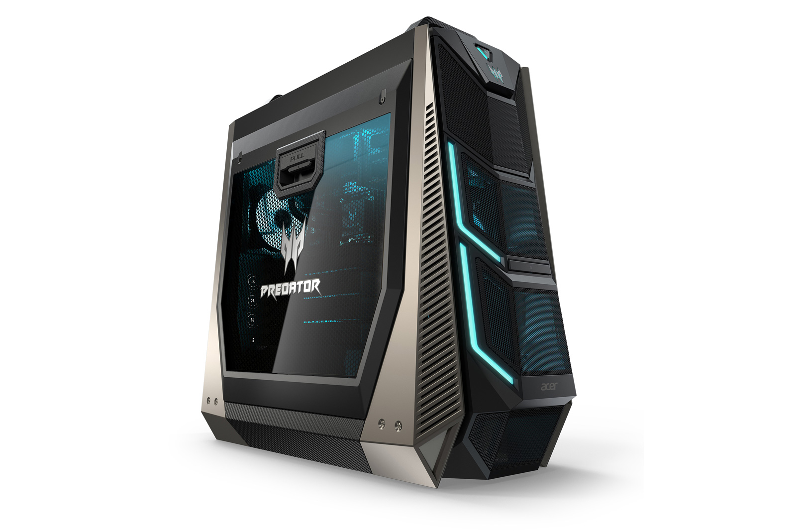 Acer's new gaming PCs include an 18-core liquid-cooled desktop