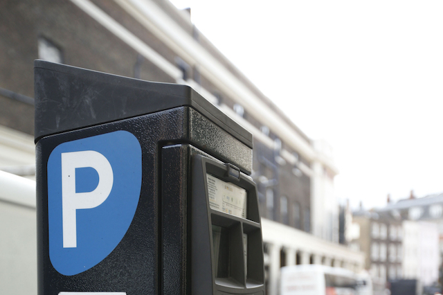 Parking stock image.  PRESS ASSOCIATION Photo. Picture date: Wednesday February 19, 2014. See PA story  . Photo credit should read: Jonathan Brady/PA Wire