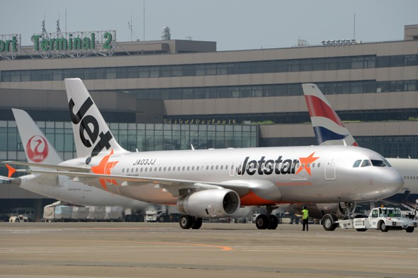 Abusive passenger on Jetstar plane leaves 267 holidaymakers stranded in Bali