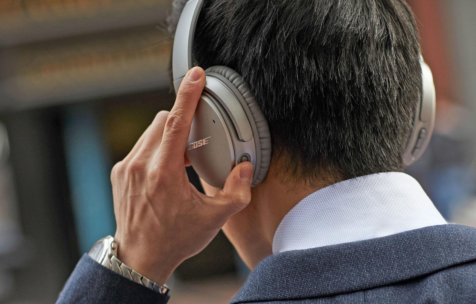 BOSE、Googleアシスタントを搭載した初のヘッドフォン「QuietComfort 35 II」発表、350ドル