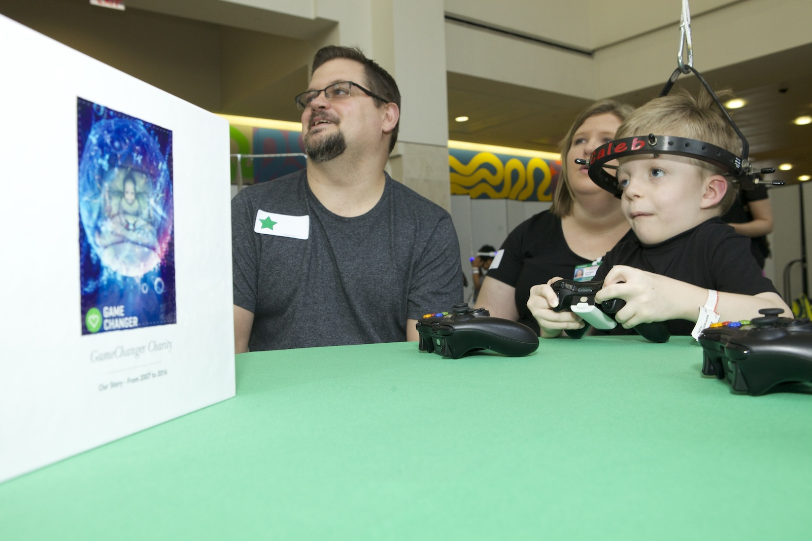 GameChanger brings virtual worlds to the kids who need it most