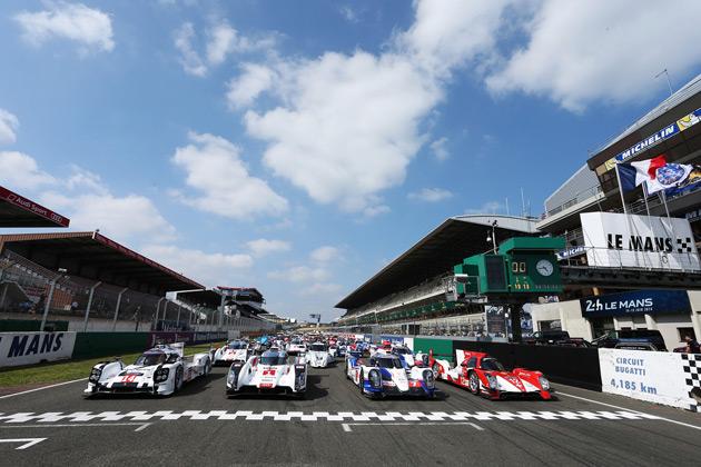 【LIVE】今年もル・マン24時間レースをライブ配信で観戦しよう!