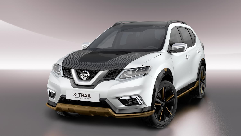 NISSAN X-TRAIL & QASHQAI Geneva Motorshow,2016