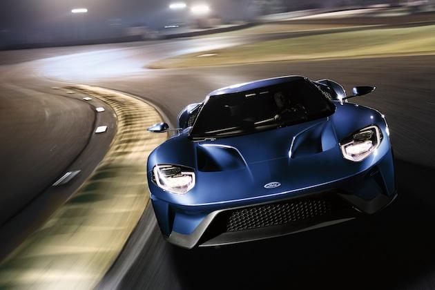 新型「フォード GT」の5つのドライブモードについて詳細が明らかに!