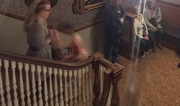 Des fantômes pris en photo au célèbre hôtel Stanley au