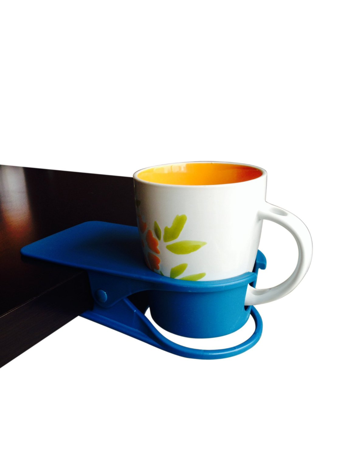Everyman Products Coffee Cup Desk Clip Gift