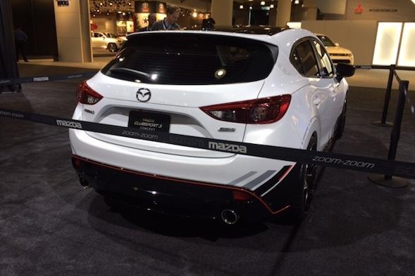 Mazda 3 Clubsport
