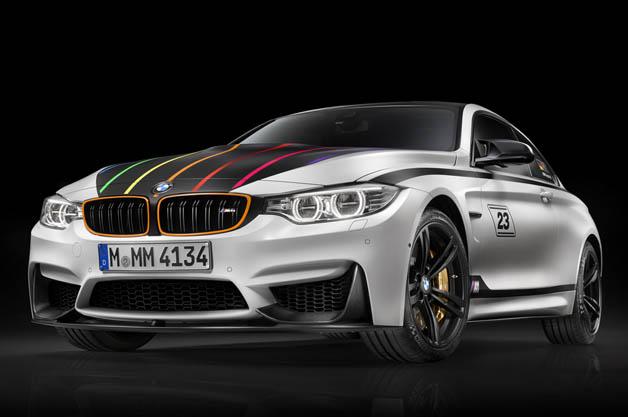 BMW、シリーズ・チャンピオンを記念し「M4 DTM チャンピオン・エディション」を発表