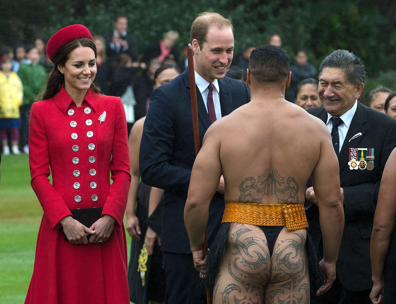 NZEALAND-BRITAIN-AUSTRALIA-ROYALS