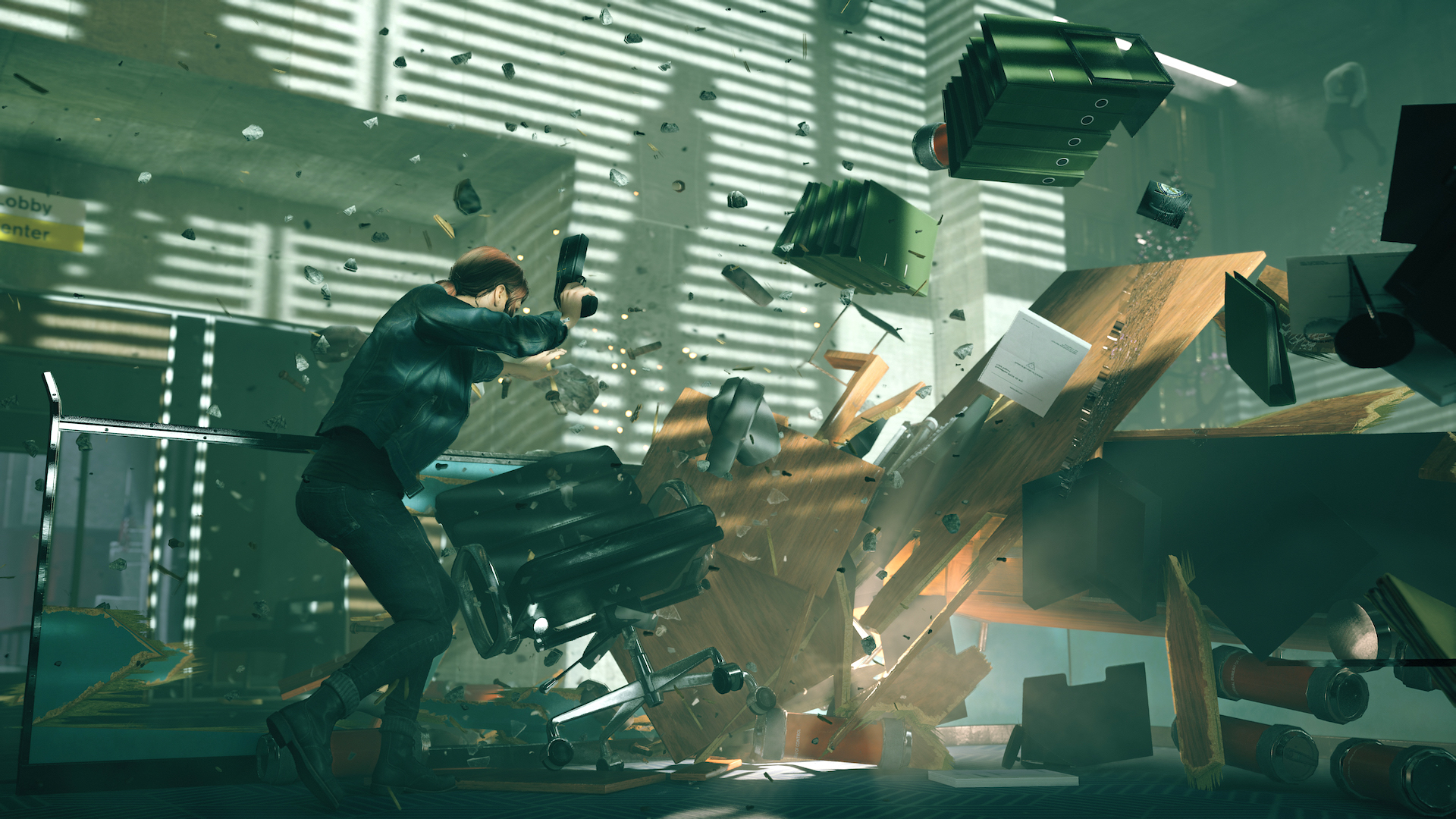 - Bad day at the offce - 'Control' is a leap of faith for the team behind 'Alan Wake'