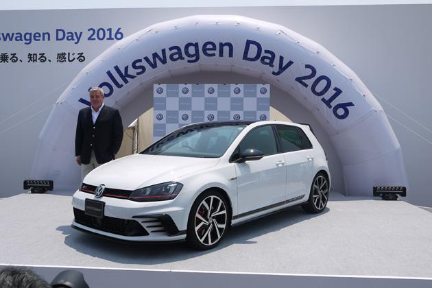 フォルクスワーゲン、さらに高性能な限定モデル「ゴルフ GTI クラブスポーツ」を日本でも発売!