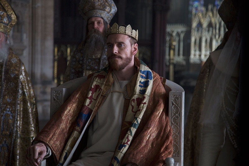 Macbeth, Michael Fassbender