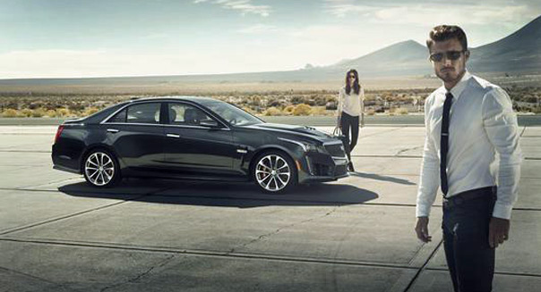 What Cadillac's New Ads Are All About - AOL Finance