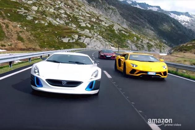 【予告ビデオ】あの3人組が帰ってくる! 自動車番組『グランド・ツアー』シーズン2は12月8日に配信開始