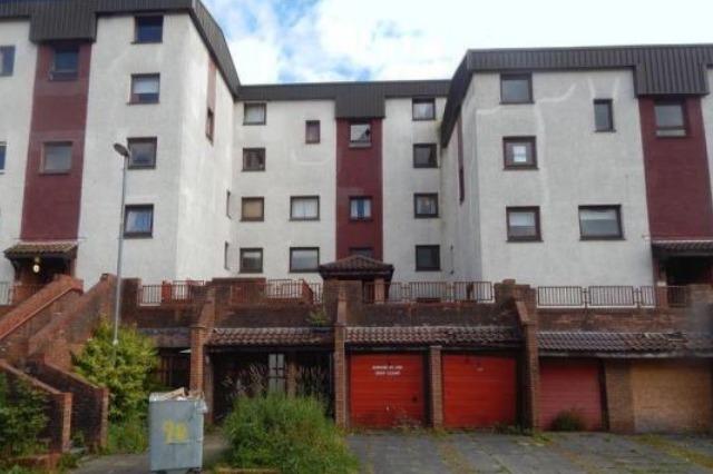 Cumbernauld flat