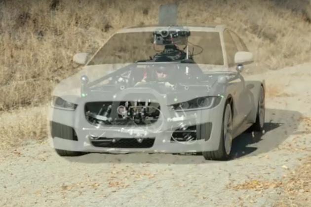 【ビデオ】どんなクルマにもなれる! 変幻自在の撮影用車台「ブラックバード」