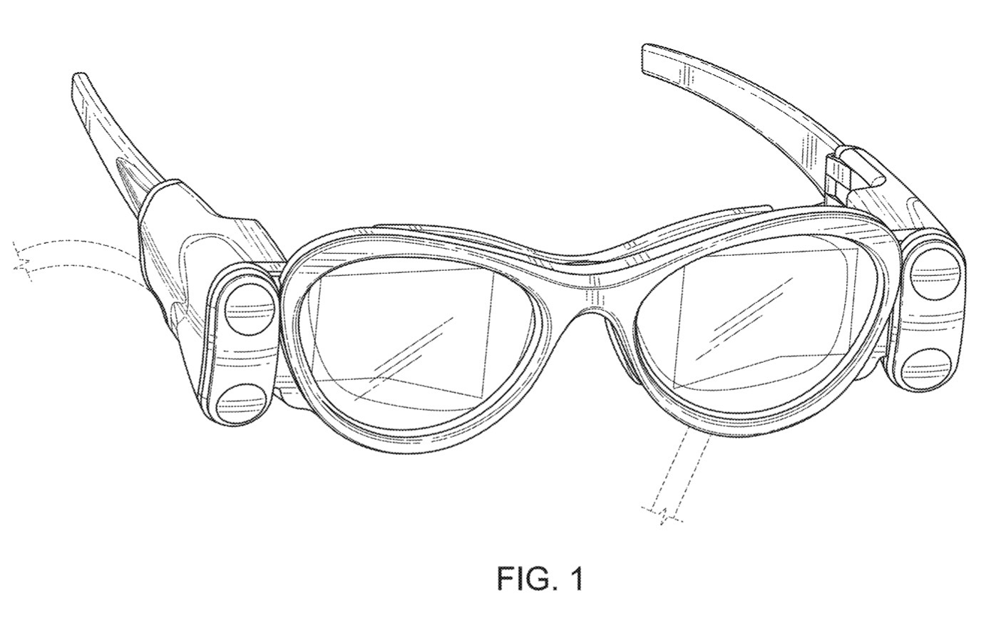 Magic Leap's rumored AR glasses may have been revealed in patent