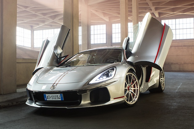 復活したイタリアの伝説的メーカー、ATSが新型スーパーカー「GT」を発表! ベースとなったのはあのクルマ?