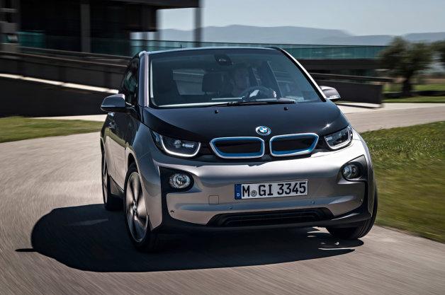 米国で販売される2015年型BMW「i3」は、標準装備が盛りだくさん!?