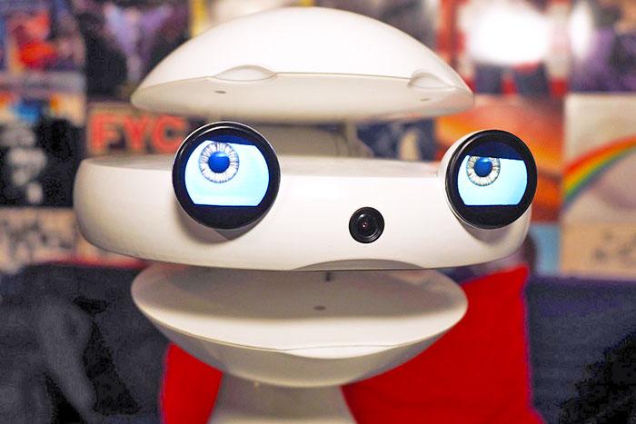 Your kid's new Spanish tutor is a creepy robot
