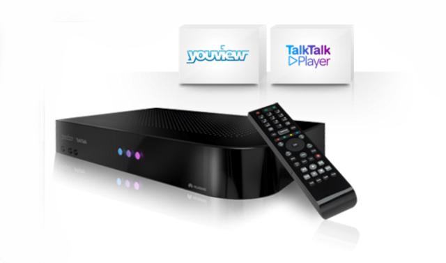 TalkTalk TV Box