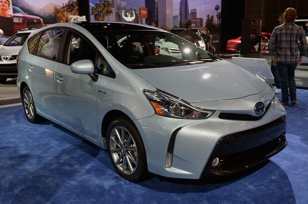 トヨタ、ハイブリッド車の世界累計販売台数800万台を達成