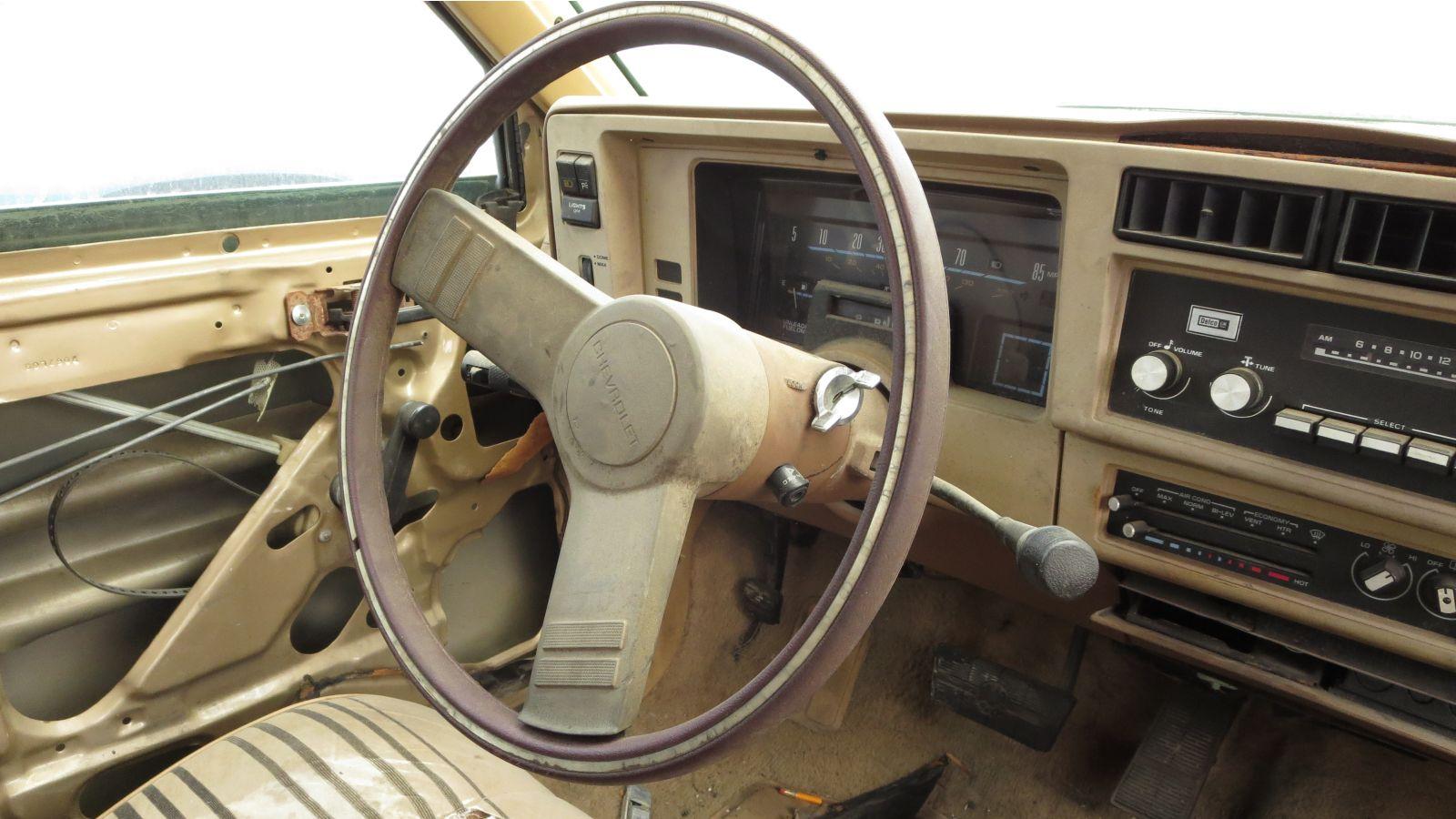 All Chevy 1985 chevrolet citation : Junkyard Gem: 1985 Chevrolet Citation 5-Door Hatchback - Autoblog